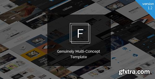 ThemeForest - Fajar | The Multi-Purpose HTML5 Template - RIP - 11171068