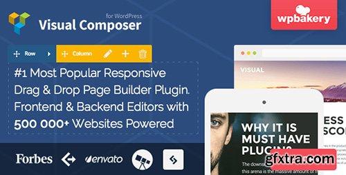 CodeCanyon - Visual Composer v4.5 - Page Builder for WordPress - 242431