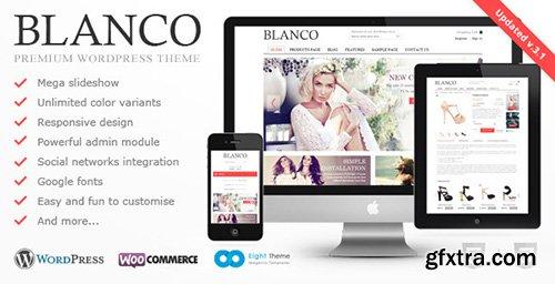 ThemeForest - Blanco v3.1 - Responsive WordPress Woo/E-Commerce Theme - 2755246