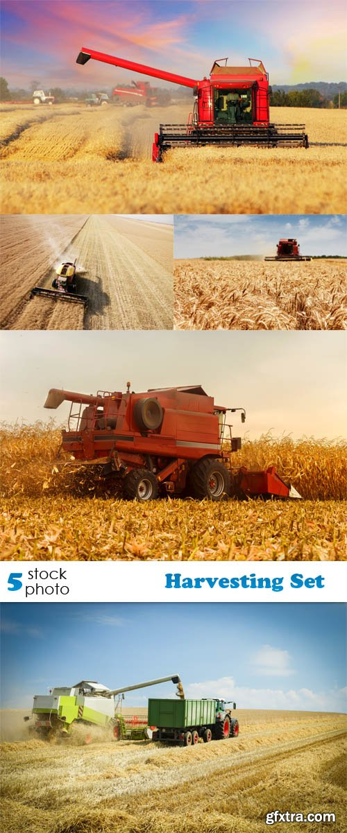Photos - Harvesting Set