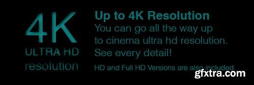 Videohive 3D LED Logo Equalizer 8686926