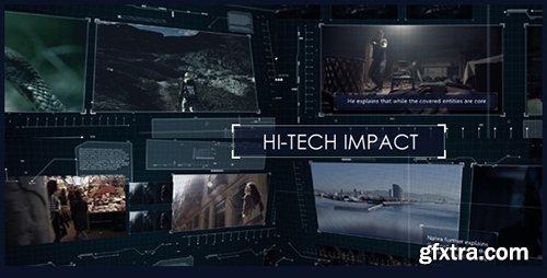 VideoHive Hi-Tech Impact 10948815