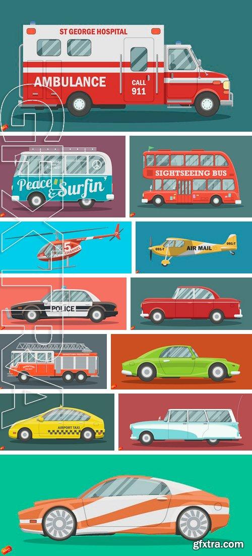 Stock Vectors - Vector illustration of a cartoon style