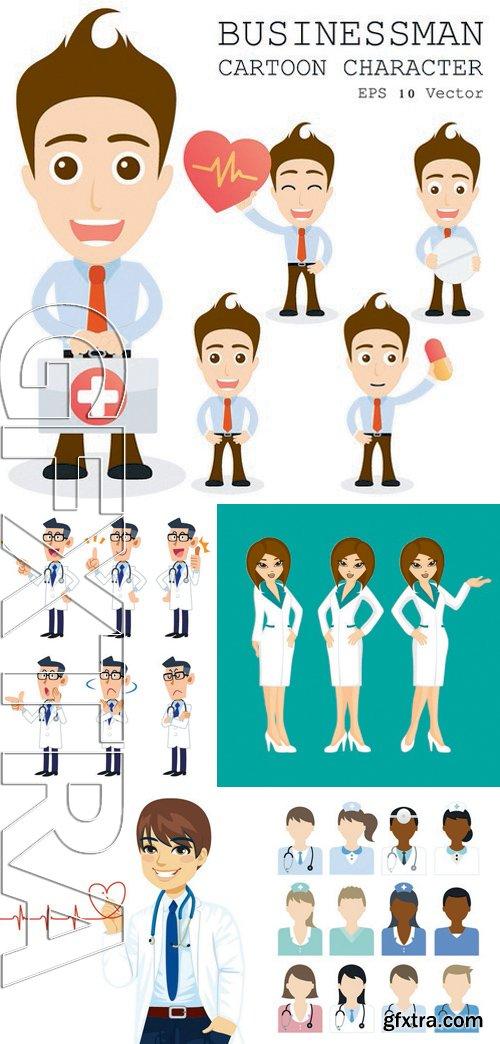 Stock Vectors - Medical Concept 32