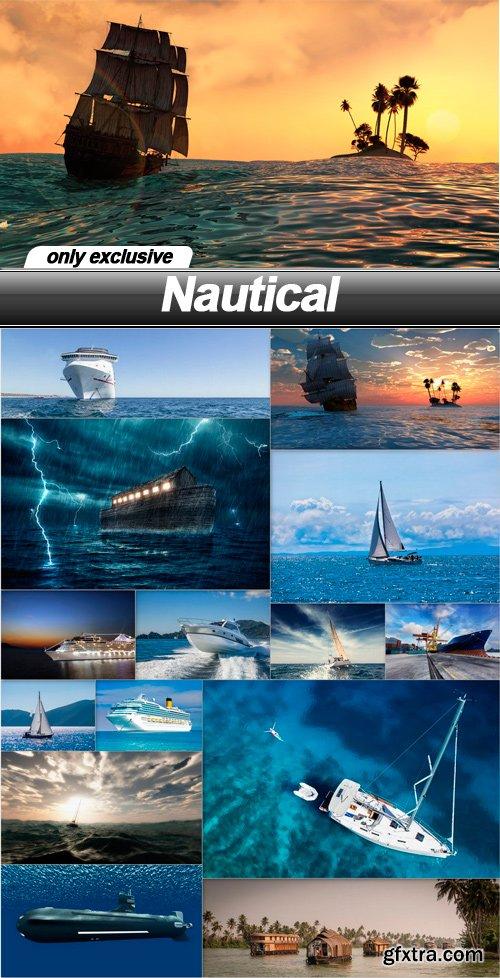 Nautical - 15 UHQ JPEG