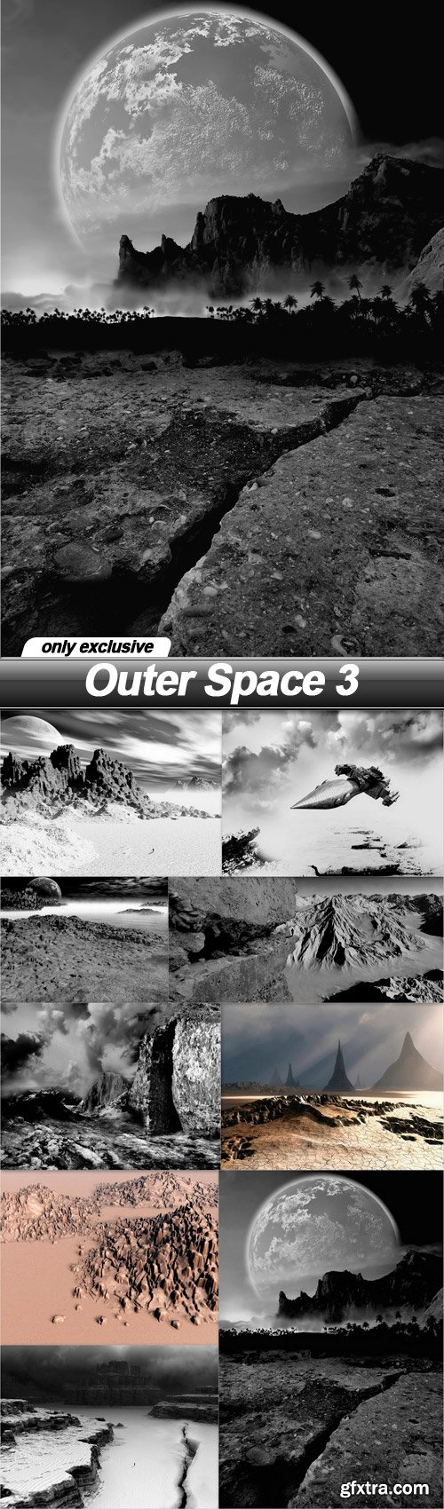 Outer Space 3 - 10 UHQ JPEG
