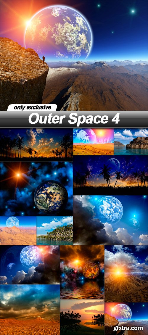 Outer Space 4 - 15 UHQ JPEG