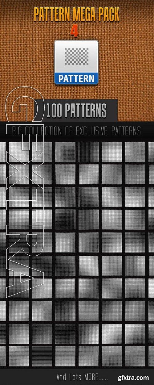 GraphicRiver - 100 Mini Pattern Collection 4 11531520