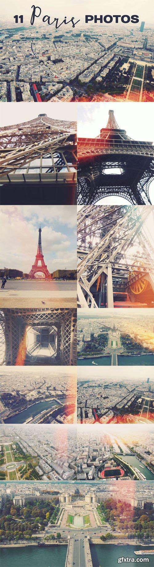 11 Quality Paris Photos