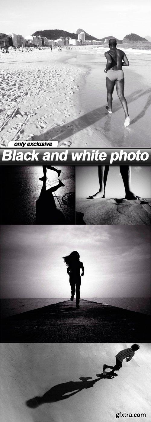 Black and white photo - 5 UHQ JPEG