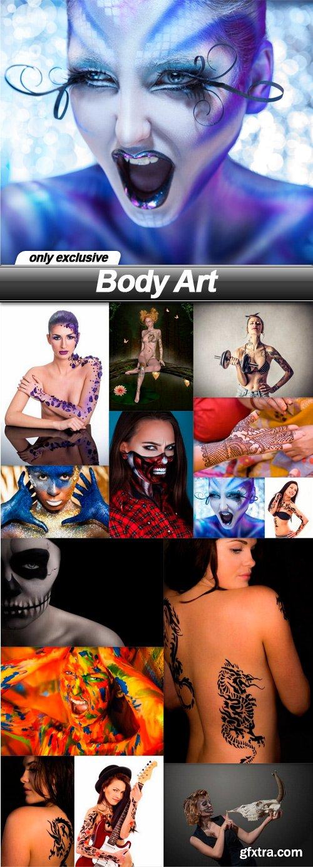 Body Art - 15 UHQ JPEG