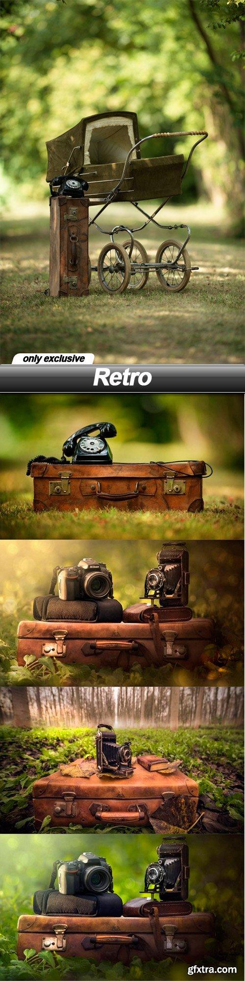 Retro - 5 UHQ JPEG