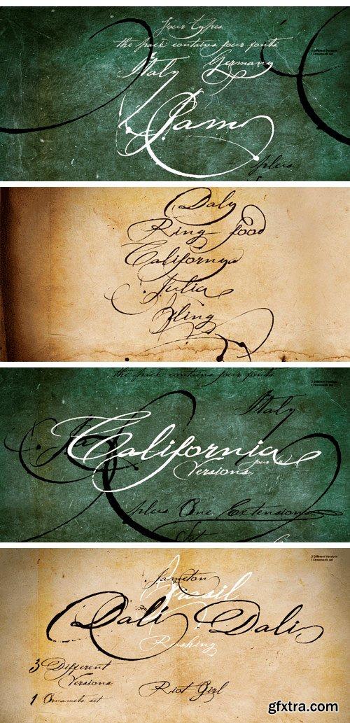 Californya Font Family