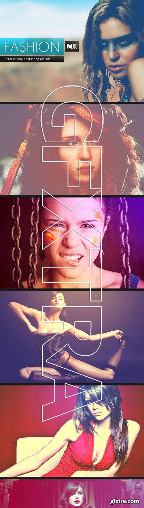 GraphicRiver - Fashion - Photoshop Actions [Vol.6] 11556235