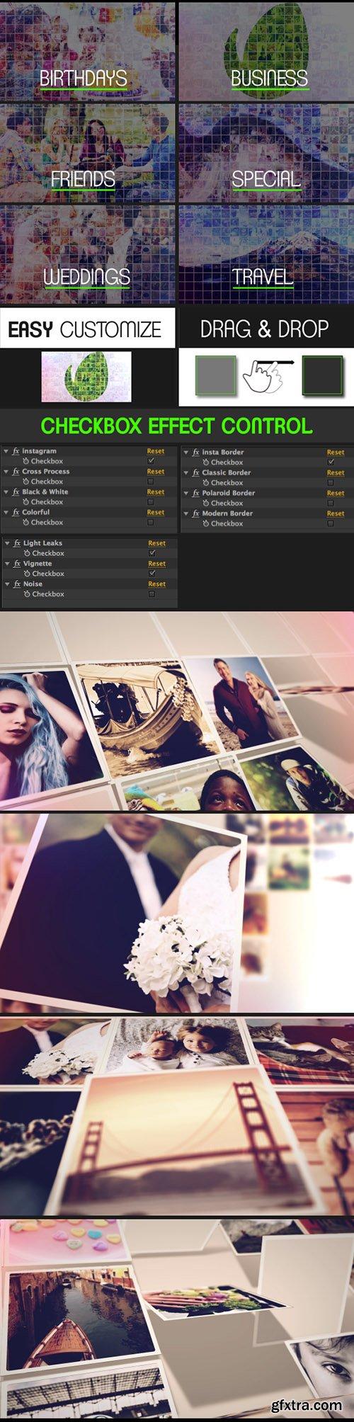 Videohive Revolve Photos Slideshow 11419150