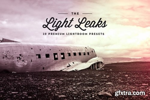 CM - Light Leaks Vol.01- Lightroom Preset 274725