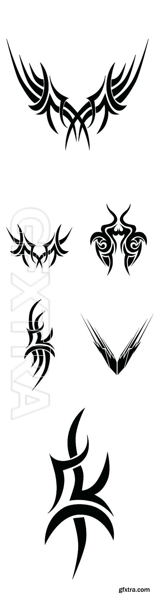Stock Vectors - Tattoo