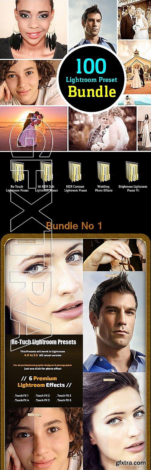 GraphicRiver - HDR Quality Lightroom Bundle 11591964
