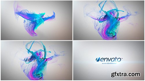 Videohive Simple Particle Logo Reveal 7155660