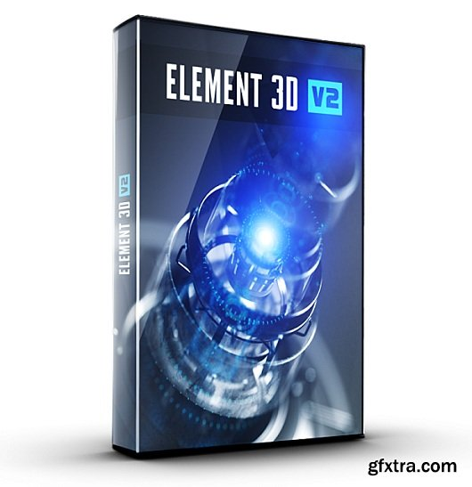Element 3D v2.2 Plugin for AE (Mac OS X)
