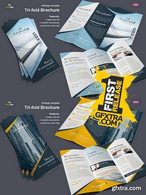 Business Trifold Brochure Vol. 4 - CM 286060