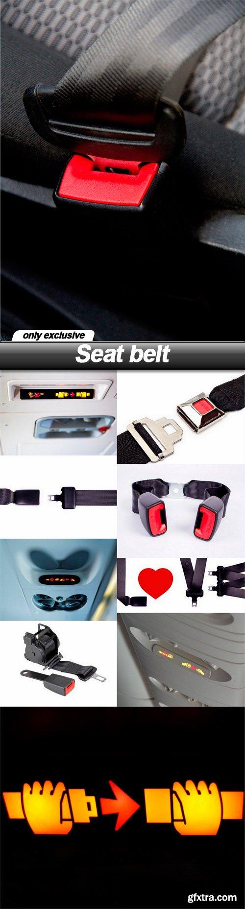 Seat belt - 10 UHQ JPEG