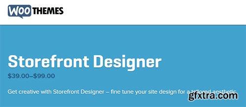 WooThemes - WooCommerce Storefront Designer v1.6.0