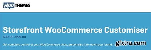 WooThemes - Storefront WooCommerce Customiser v1.5.0