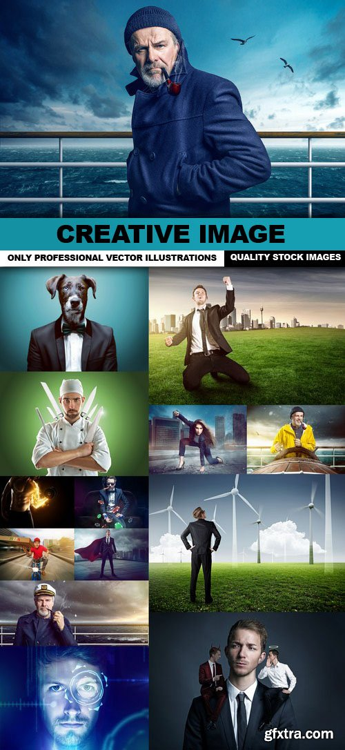 Creative Image - 15 HQ Images