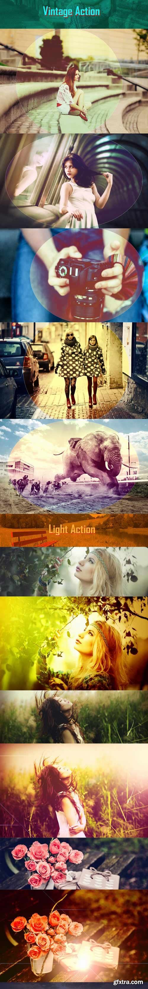 GraphicRiver - Mixed Photo Actions 9373116