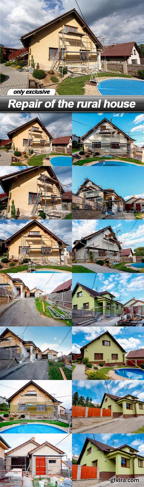 Repair of the rural house - 15 UHQ JPEG