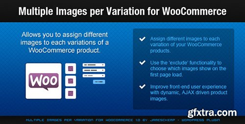 CodeCanyon - Multiple Images per Variation v4.2.2 for WooCommerce - 2867927
