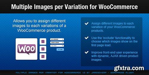 CodeCanyon - Multiple Images per Variation v4.2.2 for WooCommerce - 2867927