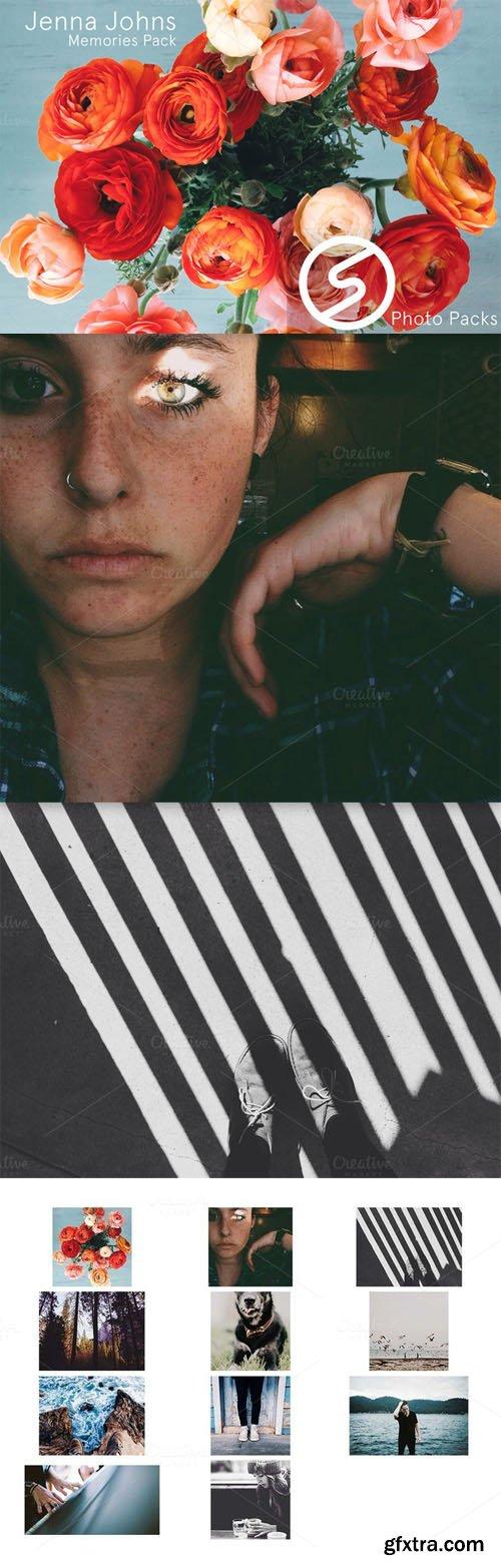 Jenna Johns: Memories Pack - CM 284674