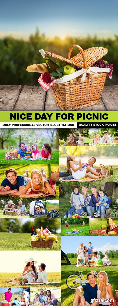 Nice Day For Picnic - 25 HQ Images