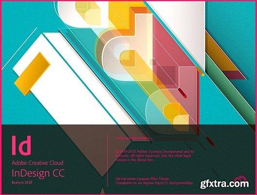 Adobe InDesign CC 2015 11.0.072 (x64)