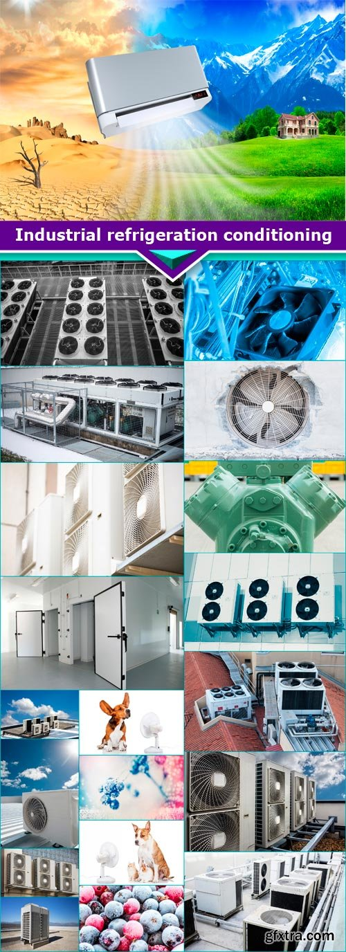 Industrial refrigeration conditioning 20x JPEG