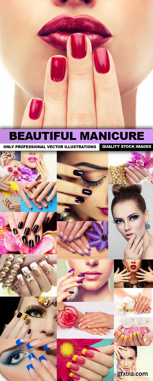 Beautiful Manicure - 24 HQ Images