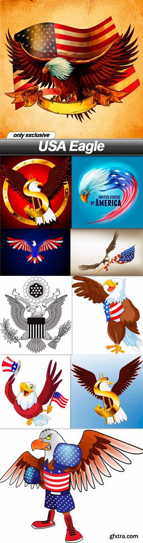 USA Eagle - 10 EPS