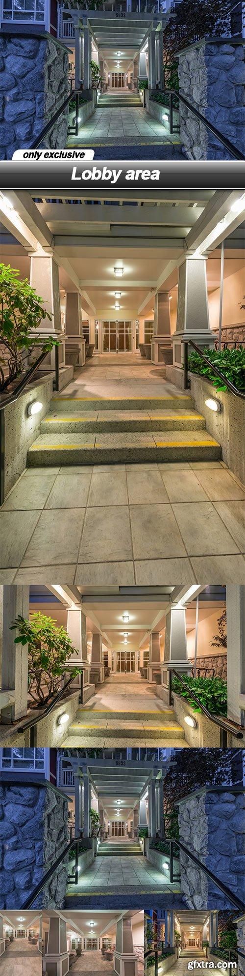 Lobby area - 6 UHQ JPEG