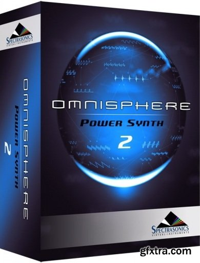 Spectrasonics Omnisphere 2 Soundsource Library Update 2.6.1c-AwZ