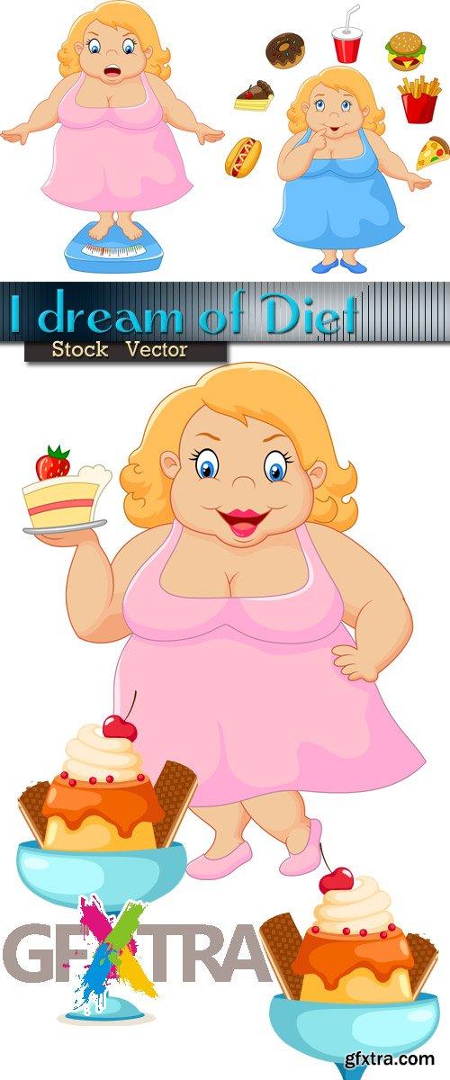 Dreams of Diet 4xEPS