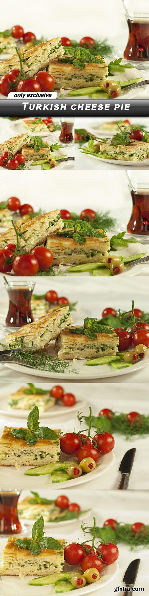 Turkish cheese pie - 6 UHQ JPEG