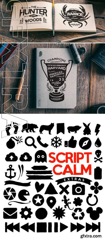CM - Script Calm 299597