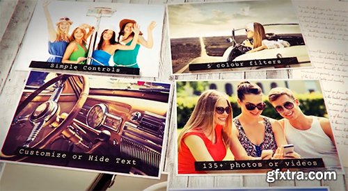 Videohive Romantic Photo Video Slideshow 11876116