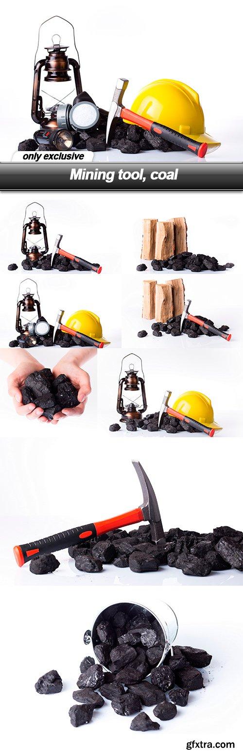 Mining tool, coal - 8 UHQ JPEG