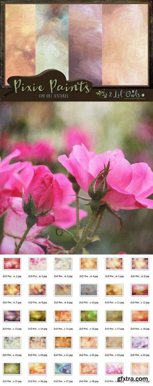 Pixie Paints Fine Art Textures - CM 92310
