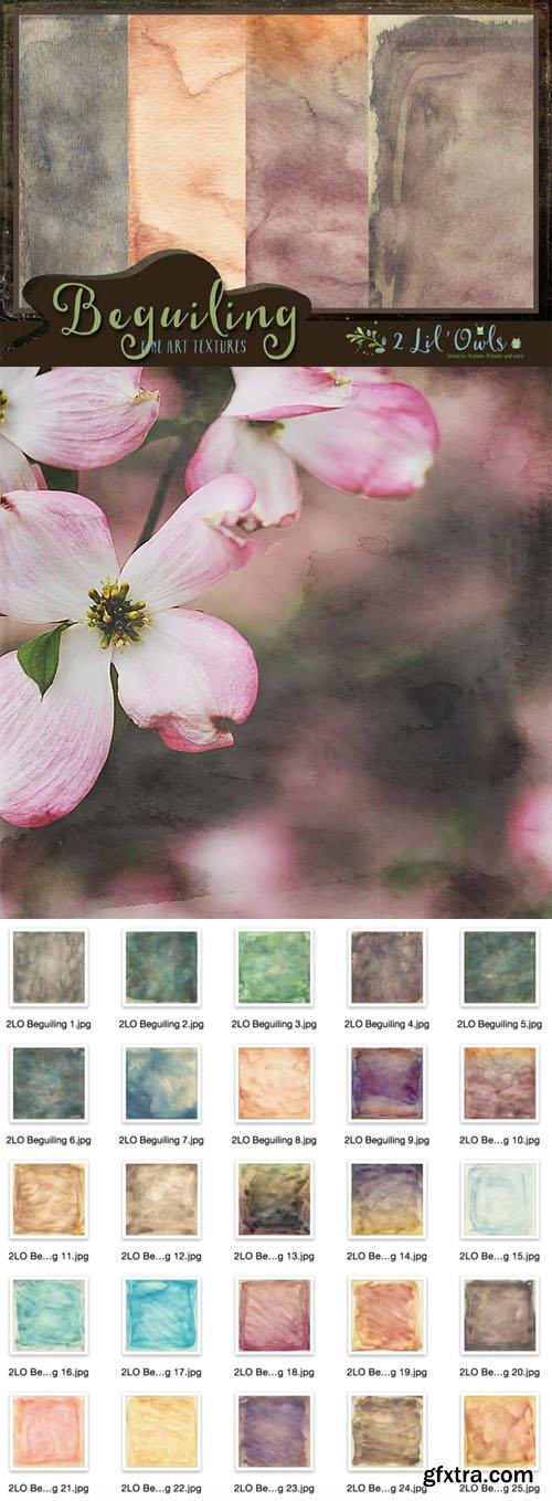 Beguiling Fine Art Textures - CM 217395