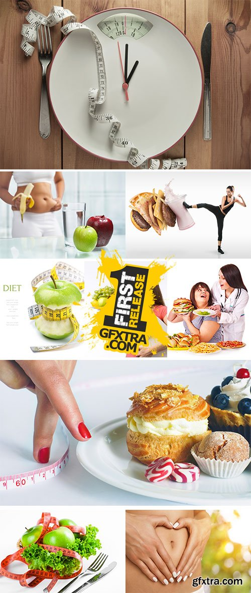 Stock Photos Diet, Dieting concept
