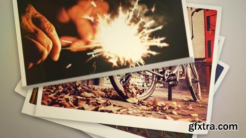 Motion Array - Photo Opener After Effects Template